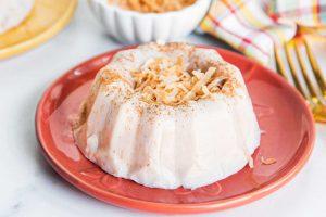 Tembleque (Puerto Rican Coconut Pudding) Recipe