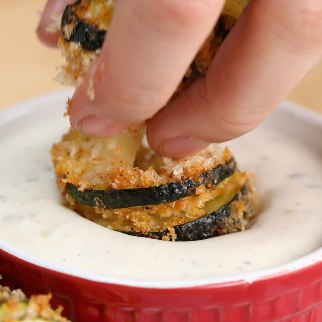 Tornado Zucchini Recipe