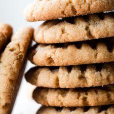 Very Peanut Butter Cookies Recipe