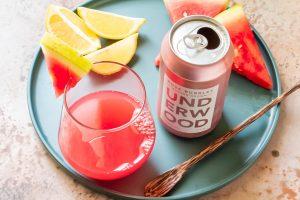 Watermelon Rosé Mimosa Recipe