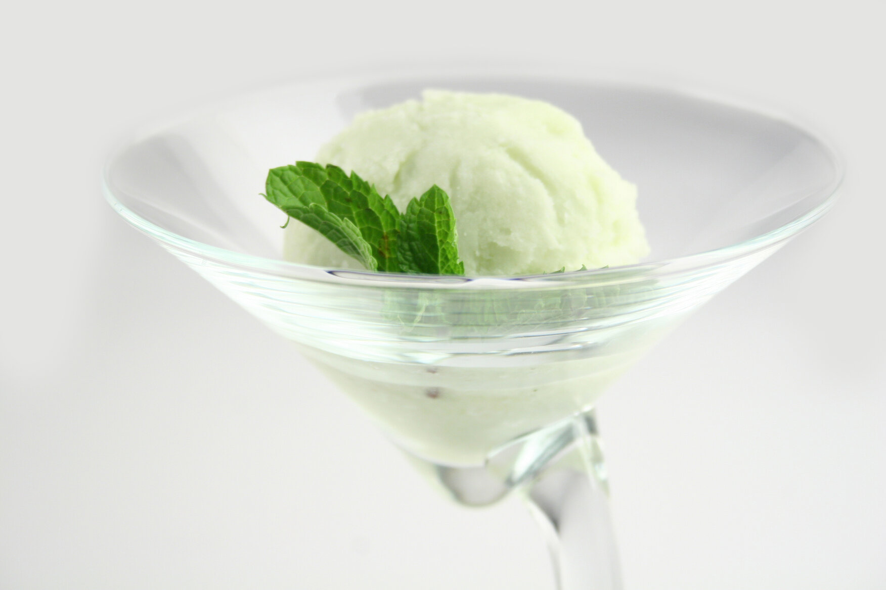 Basil Lime Sorbet Recipe