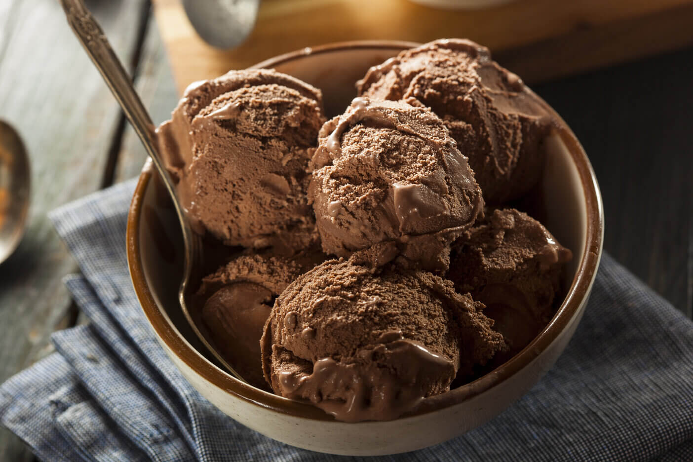 Creamy Chocolate Vegan Ice Cream Recipe