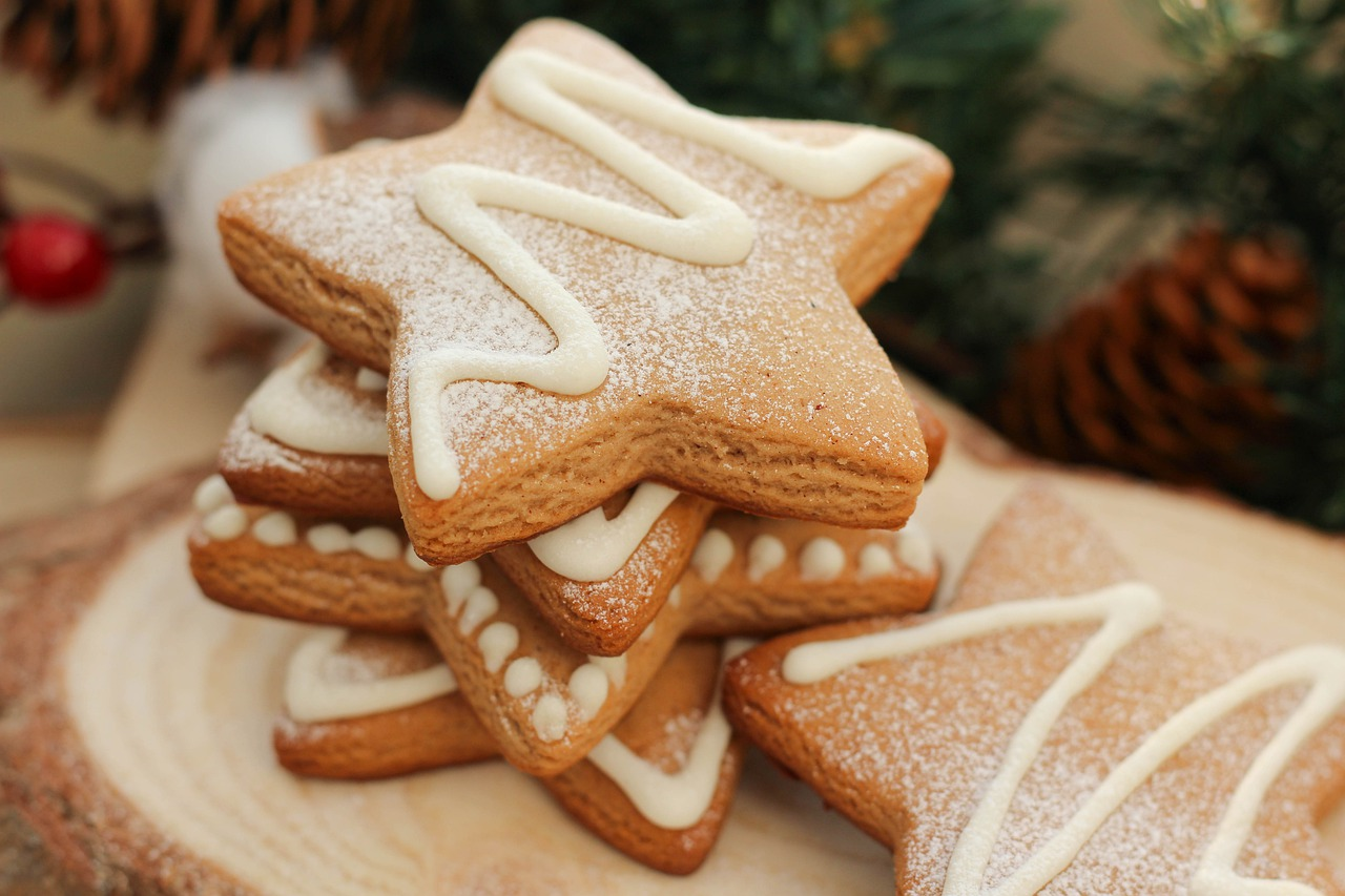 Easy Vegan Gingerbread Cookies Recipe