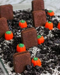 Graveyard Dirt Cake Recipe