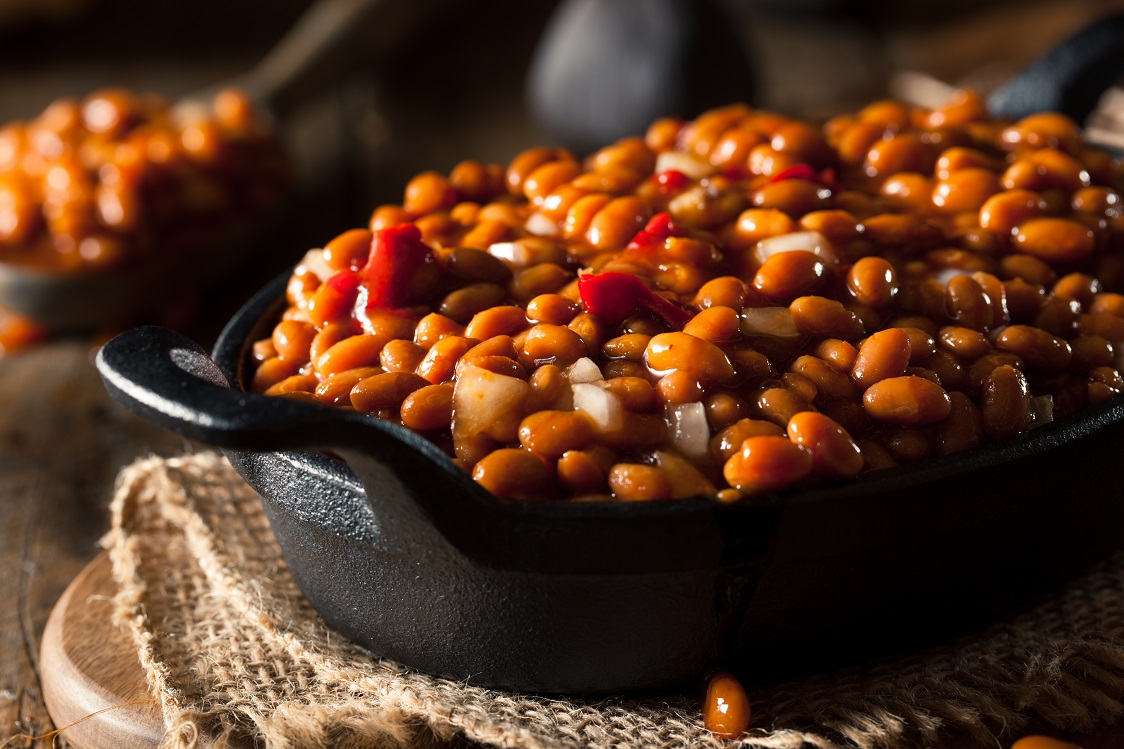 Instant Pot Brown Sugar Baked Beans Recipe