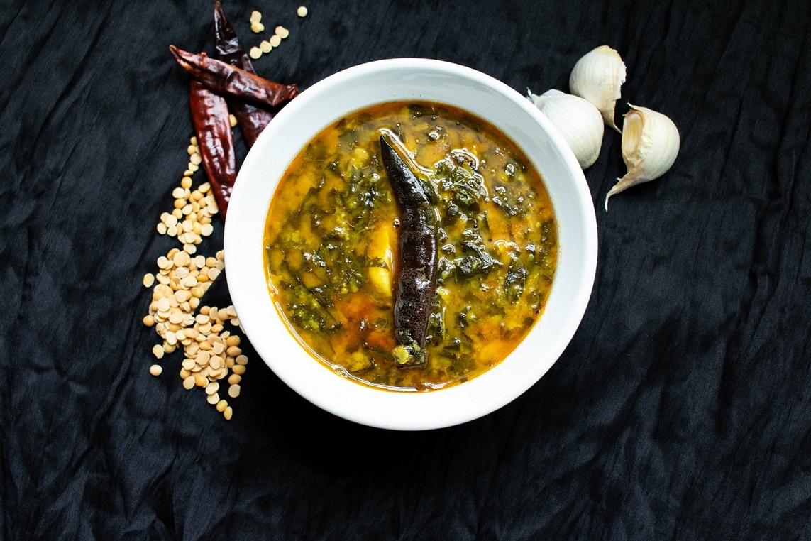 Instant Pot Chevti Dal Mixed Lentils Recipe