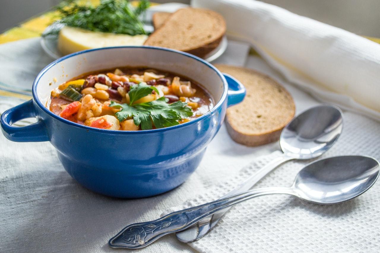 Instant Pot Pasta e Fagioli Recipe