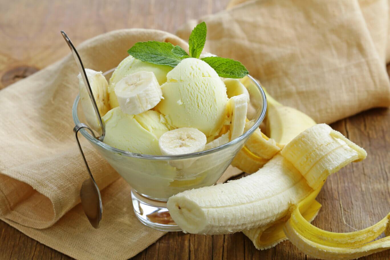 Vegan Banana Ice Cream Recipe