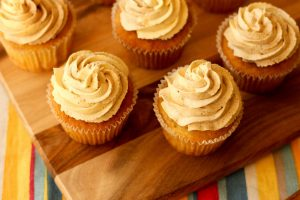 Vegan Snickerdoodle Cupcakes Recipe