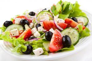 Cucumber Caprese Salad Recipe