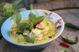 Easy Thai Green Curry Recipe