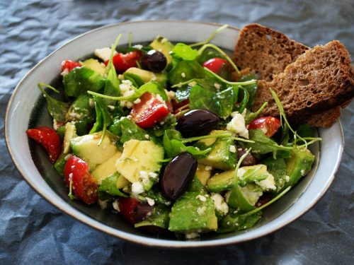 healthy mexican salad recipe
