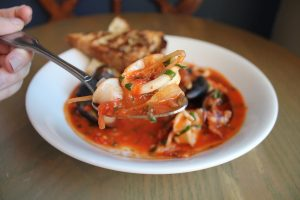 Fisherman's Cioppino (Seafood Stew) Recipe