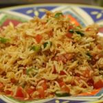 flavorful mexican brown rice