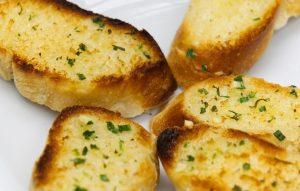 Roasted Garlic Bread Recipe