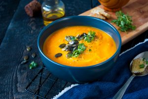 Thai Curried Pumpkin Soup Recipe