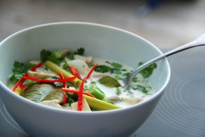 Tom Kha Gai (Thai Coconut Chicken Soup) Recipe
