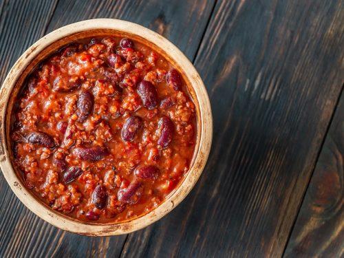 twelve alarm chili