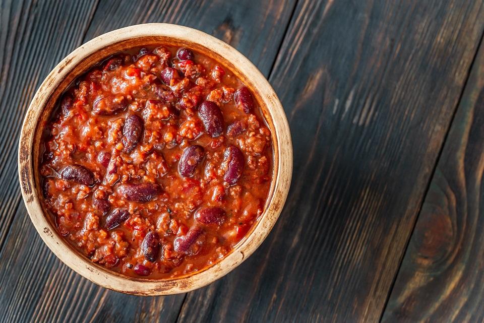 Twelve Alarm Chili Recipe
