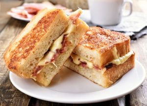 Bacon Grilled Cheese Recipe
