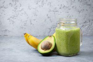 Banana, Avocado, and Spinach Smoothie Recipe