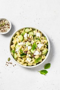 Basil And Avocado Mac & Cheese Recipe
