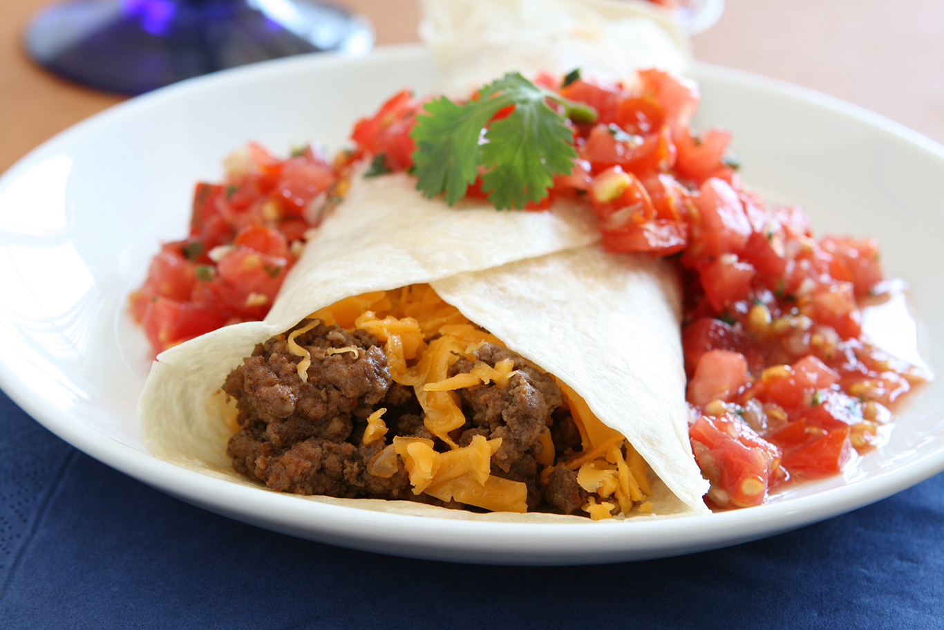 Best Ground Beef Burrito Recipe