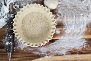 Blind Bake Pie Crust Recipe