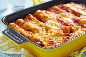 Cheese Cannelloni Recipe