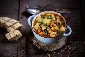 Chicken Lentil Stew Recipe