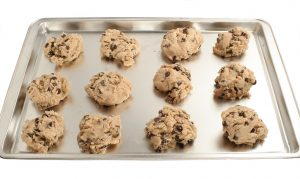 Chocolate Chip Kiss Cookies Recipe