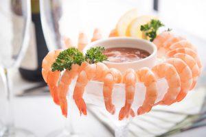 Clamato® Shrimp Cocktail Recipe