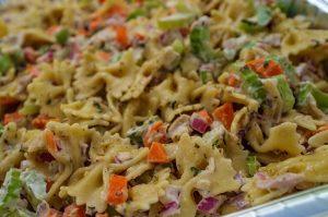 Creamy Bow Tie Pasta Salad Recipe