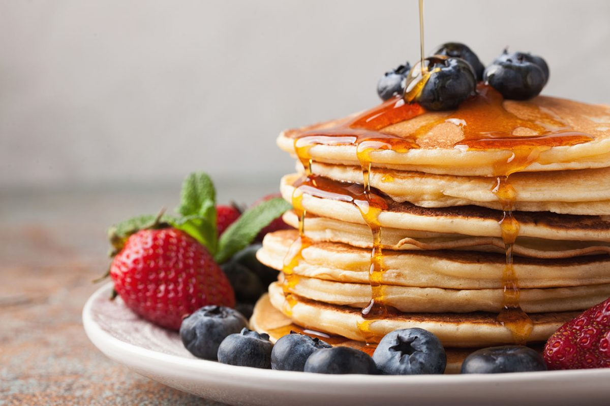 fuzzy pancake