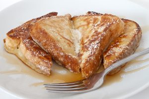 French Toast With Butter Recipe