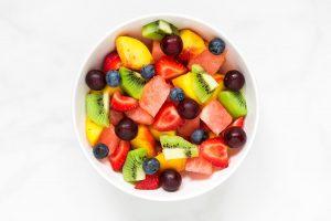 Fresh Summer Fruit Salad Recipe
