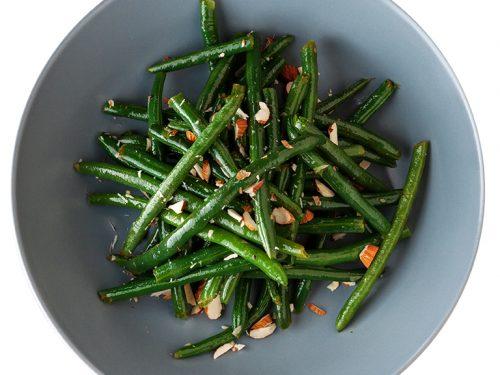 buttery green bean