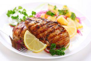 Grilled Chicken Tenders Recipe