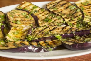 Easy Grilled Eggplant Recipe