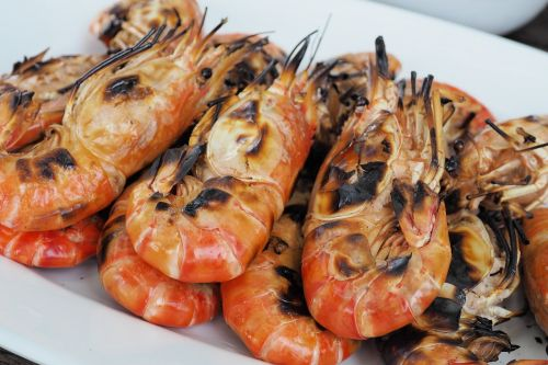Grilled Sriracha Shrimp Recipe