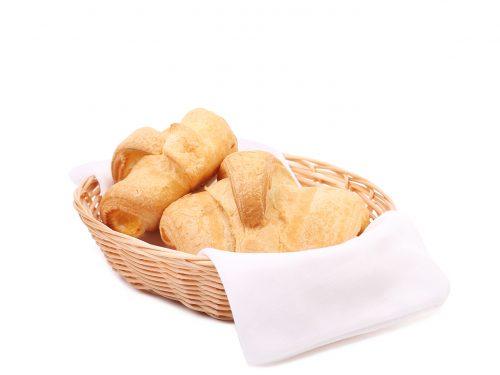 homemade fluffy crescent rolls