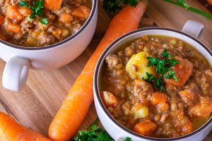 Instant Pot Lentil Soup Recipe