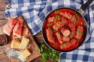 Italian Braciole In Marinara Sauce Recipe