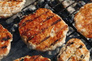Juicy Turkey Burgers Recipe