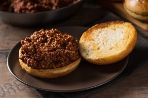 Korean Beef Sloppy Joes Recipe