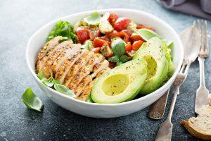 Lemon Herb Chicken Salad Recipe