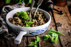 "Lentil ""Dirty Rice"" Recipe"