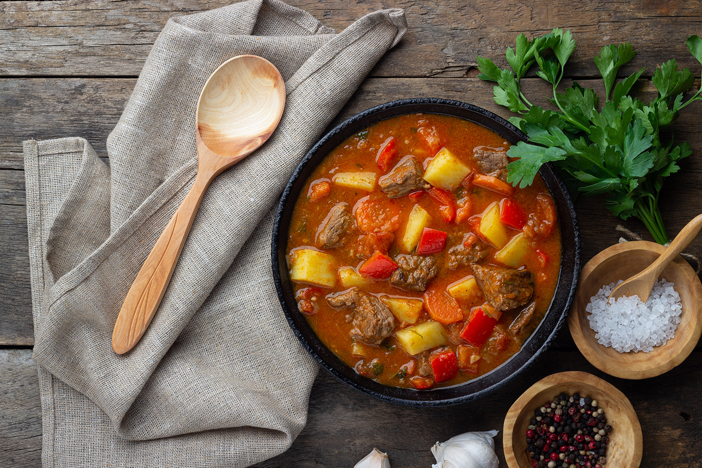 Mexican Vegetable Beef Soup Recipe