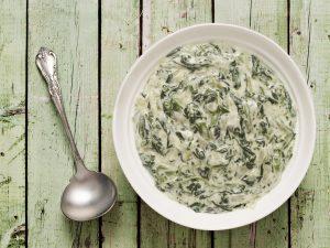 Morton's Steakhouse Creamed Spinach Recipe