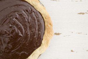 No-Bake Chocolate Pie Recipe